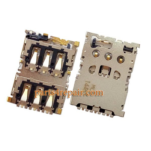 SIM Card Reader for HTC Desire 820 from www.parts4repair.com