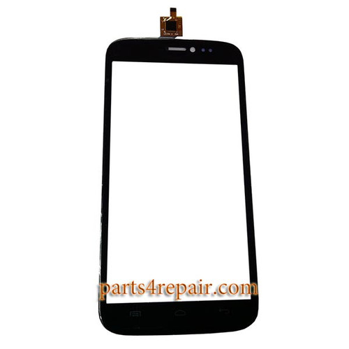 Touch Screen Digitizer for Wiko Darkside -Black