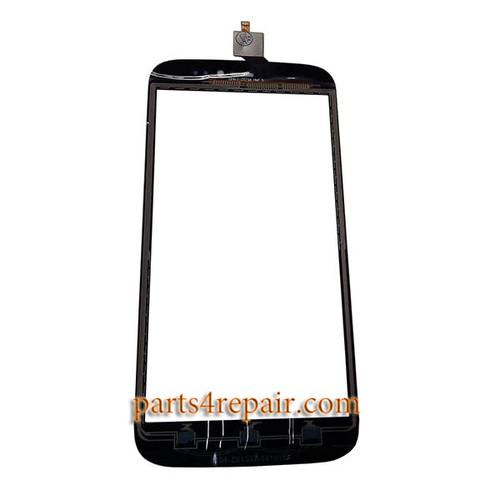 Touch Screen Digitizer for Wiko Darkside -Black