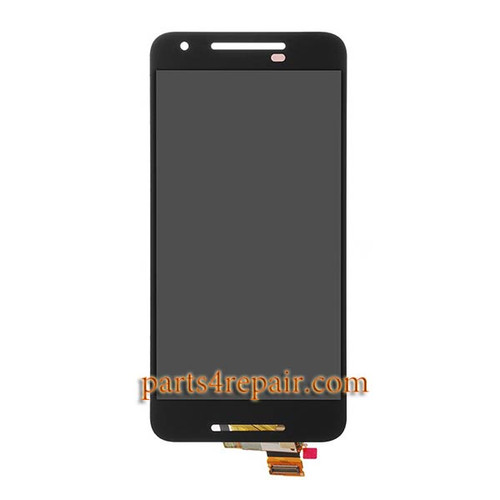 Complete Screen Assembly for LG Nexus 5X from www.parts4repair.com