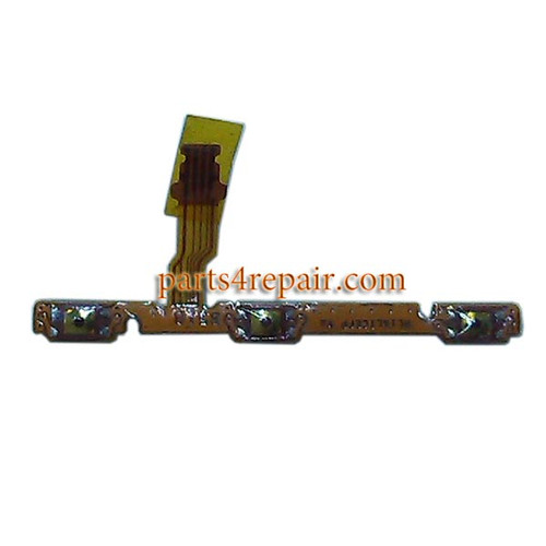 Power Flex Cable for Huawei P8lite from www.parts4repair.com