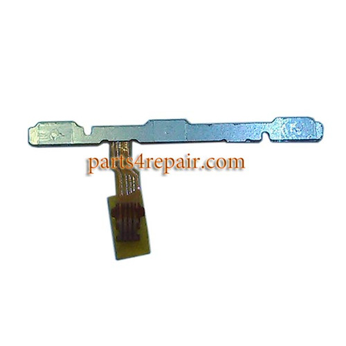 Huawei P8lite Volume Flex Cable
