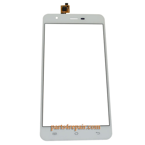 Touch Screen Digitizer for JiaYu S3 -White
