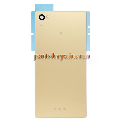 Back Cover OEM for Sony Xperia Z5 E6653 -Gold