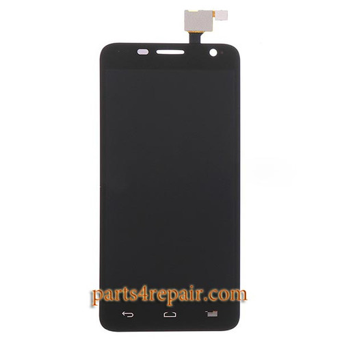 Complete Screen Assembly for Alcatel One Touch Idol mini OT6012