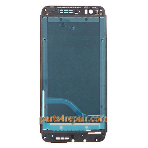Front Housing Cover for HTC One E8 from www.parts4repair.com