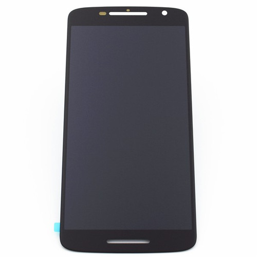 "Complete Screen Assembly for Motorola Moto X Play 5.5"" -Black"