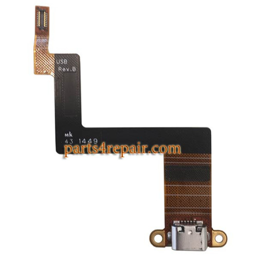 Dock Charging Flex Cable for BlackBerry Classic (BlackBerry Q20)