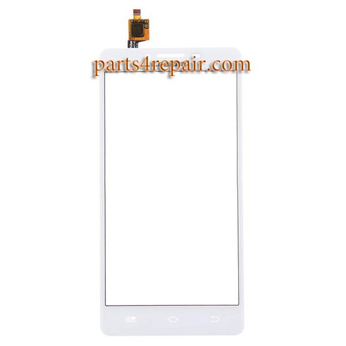Touch Screen Digitizer for Coolpad 8729 -White