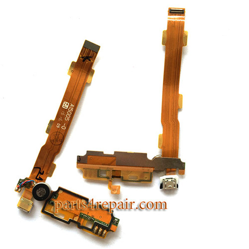 Dock Charging Flex Cable for Oppo A31
