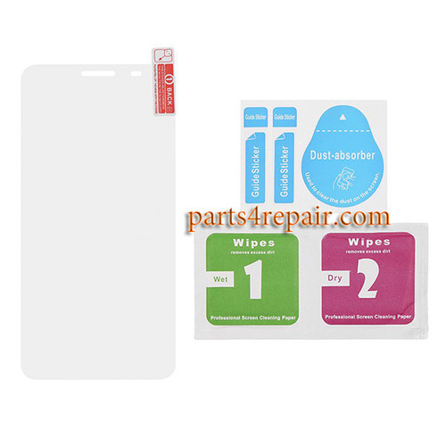 Premium Tempered Glass Screen Protector for Huawei Honor 7i