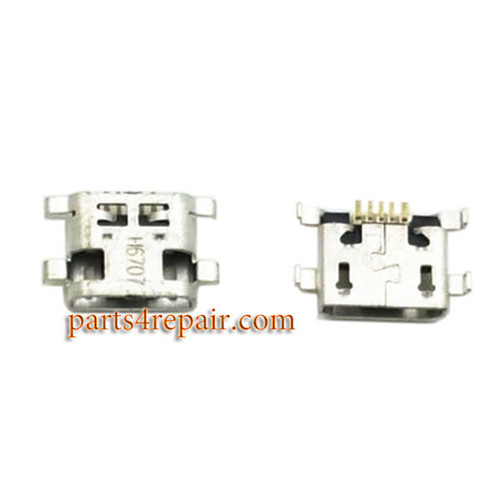 Dock Charging Port for Huawei Ascend Mate 7 from www.parts4repair.com