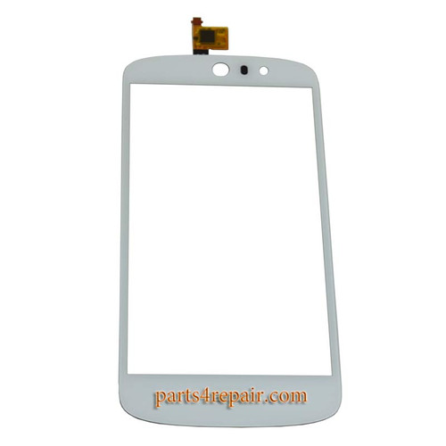 Touch Screen Digitizer for Acer Liquid Z530 -White