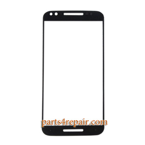 "Front Glass OEM for Motorola Moto X Style XT1572 XT1575 5.7"" -Black"