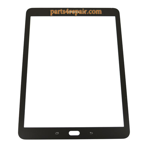Front Glass for Samsung Galaxy Tab S2 9.7 T810 T815 -Black