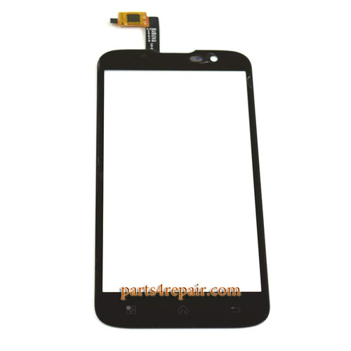 Touch Screen Digitizer for BQ Aquaris 5 -Black