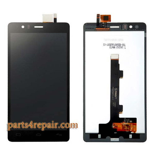 Complete Screen Assembly for BQ Aquaris E5 HD IPS5K0760FPC-A1-E