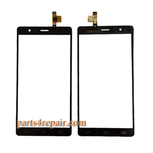 Touch Screen Digitizer for BQ Aquaris E6 -Black