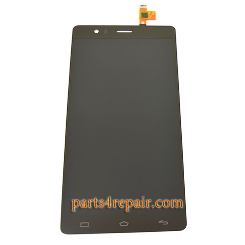 Complete Screen Assembly for BQ Aquaris E6 IPS5K0750FPC-A1-E