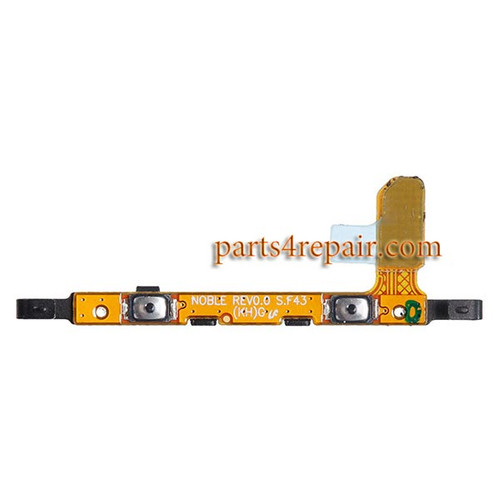 Volume Flex Cable for Samsung Galaxy Note 5 from www.parts4repair.com
