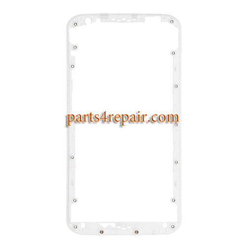 Front Bezel for Motorola Moto X 2014 (2nd Gen) from www.parts4repair.com