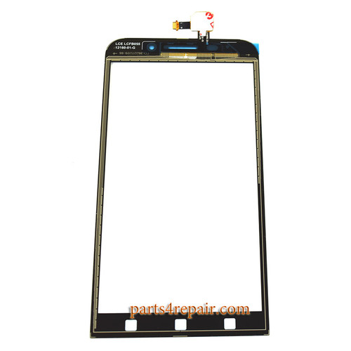 Touch Screen Digitizer for Asus Zenfone Max ZC550KL -Black