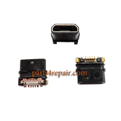 Dock Charging Port for Sony Xperia Z5 from www.parts4repair.com