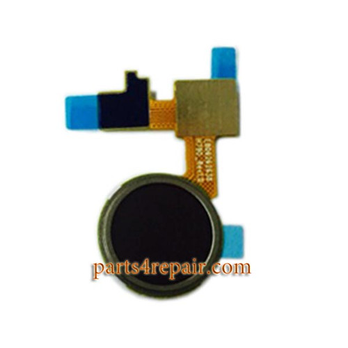 Fingerprint Button Flex Cable for LG Nexus 5X H790 H791 H798 -Black