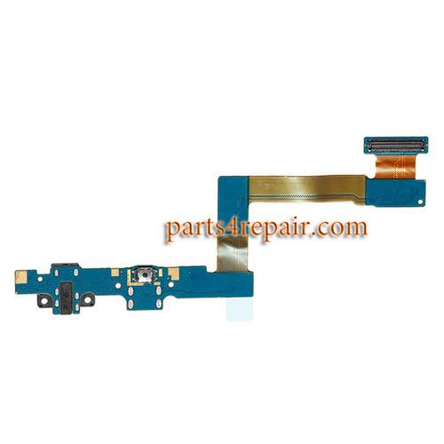 Samsung T550 Dock Port Flex Cable