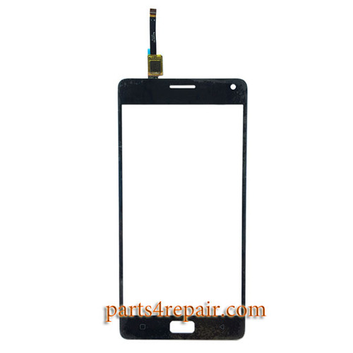 Touch Screen Digitizer for Lenovo Vibe P1 -Black