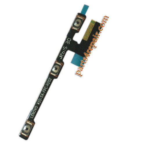 Side Key Flex Cable for Lenovo K3 Note (K50-T5)
