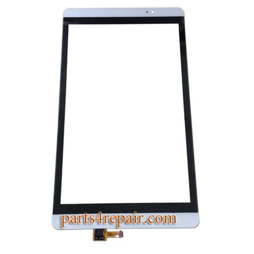 Touch Screen Digitizer for Huawei MediaPad M2 -White