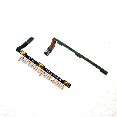 Side Key Flex Cable for Oppo U3 from www.parts4repair.com