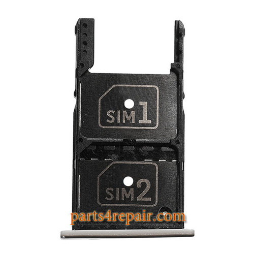 SIM Tray for Motorola Moto X Play XT1562 XT1561 from www.parts4repair.com