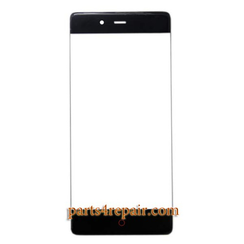 Front Glass for ZTE Nubia Z9 NX508J -Black