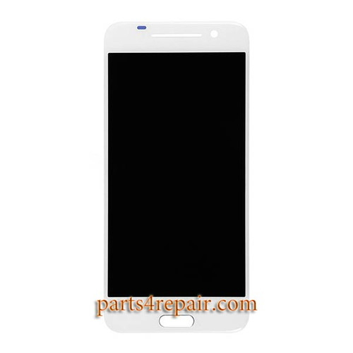 Complete Screen Assembly for HTC One A9 -White