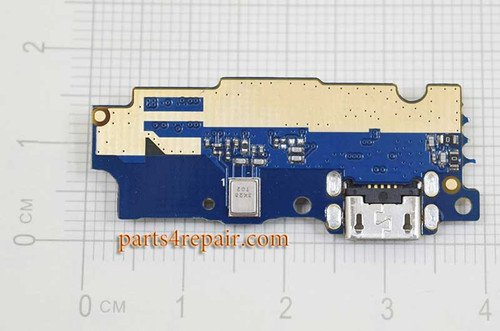 Dock Charging PCB Board for Meizu M2 5.0""