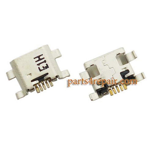 Dock Charging Port for ZTE Nubia Z9 Max NX510J / Z9 mini NX511J from www.parts4repair.com
