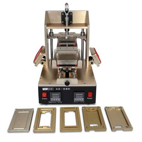 5 in 1 LCD Separator Machine for Apple iPhone and Samsung