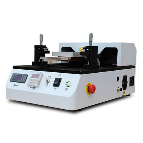 Semi-Auto 7 inch LCD and Touch Screen Separator Machine