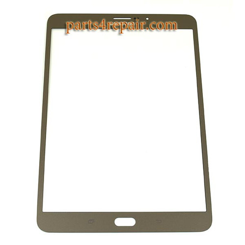 Front Glass for Samsung Galaxy Tab S2 8.0 3G SM-T715 -Black