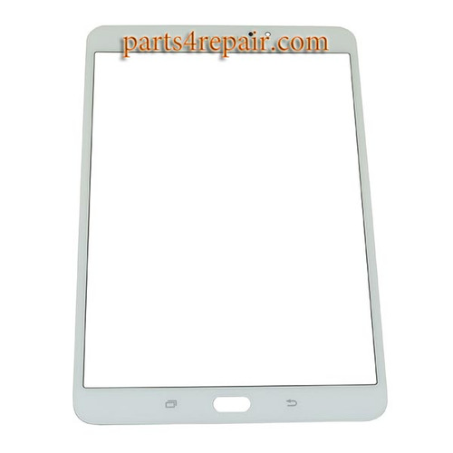 Front Glass for Samsung Galaxy Tab S2 8.0 T710 for WIFI -White