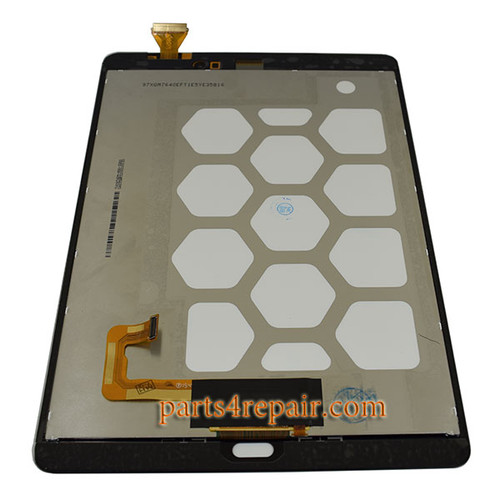 Complete Screen Assembly for Samsung Galaxy Tab A 9.7 T550 T555 -Gray
