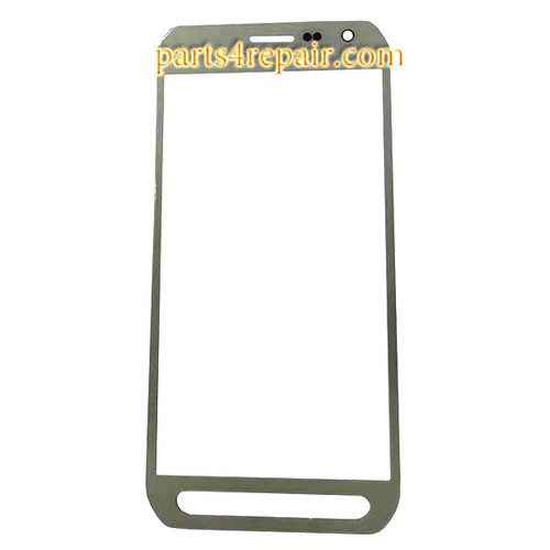 Front Glass OEM for Samsung Galaxy S6 Active SM-G890 -White