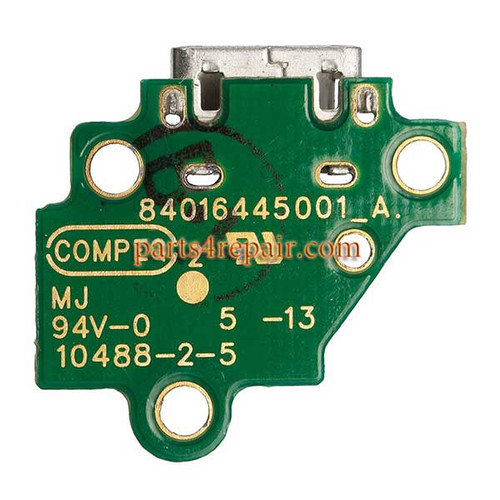 Motorola Moto G3 Dock Port PCB Board