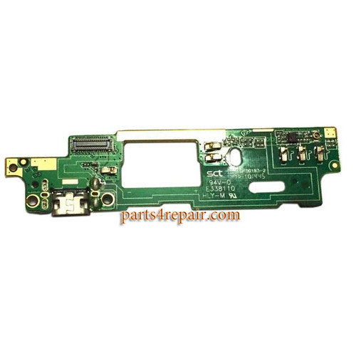 HTC Desire 820S Dual SIM Dock Port PCB Board