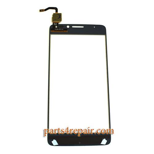 Touch Screen Digitizer for Alcatel Idol X + 6043D