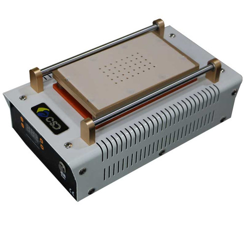 LCD Separator Machine Built-in Vacuum Pump for 7 Inch Mobile Phone Glass Separating