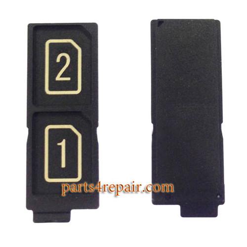 Dual SIM Tray for Sony Xperia Z5 / Xperia Z5 Premium