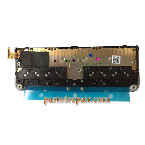 BlackBerry Passport Sliver Edition Keyboard